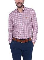 SIR RAYMOND TAILOR Shirt Stance (BURDEOS)