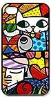 Romero Britto Cat Dog Love Art iPhone 6 (4.7 inch) Case Cover Apple Plastic Shell Hard Case Cover Protector