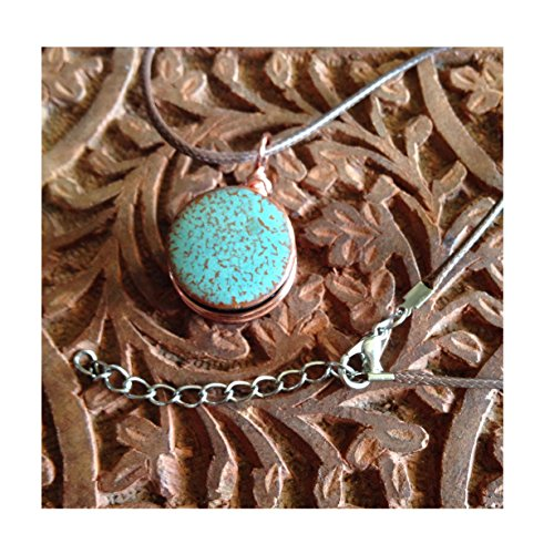 seagreen-turquoise-essential-oil-diffuser-aromatherapy-pendant-necklace-175-195in