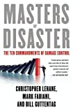 img - for Masters of Disaster: The Ten Commandments of Damage Control book / textbook / text book