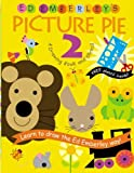 img - for Ed Emberley's Picture Pie Two (Drawing Book Series;) by Ed Emberley (2005-10-05) book / textbook / text book