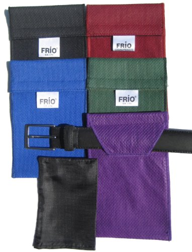 FRIO Insulin Cooling Pump Wallet - Black - 1130PUMPBKB0002262GM : image