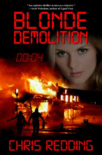 Blonde Demolition by Chris Redding ebook deal