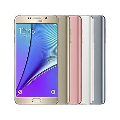 Samsung Galaxy Note 5 SM-N9208 32GB 5.7-inch 4G LTE Dual SIM FACTORY UNLOCKED - International Stock No Warranty