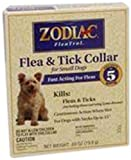 Zodiac Flea & Tick Collar for Small Dogs, 15""