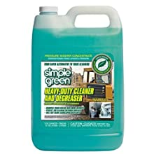 Simple Green 18203 Heavy Duty Cleaner and Degreaser, 1 Gallon Bottle