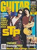 Guitar World Magazine (August 1994) (Stone Temple Pilots + Eagles Reunion + Yngwie + Phish + Death Metal Mega Lesson)