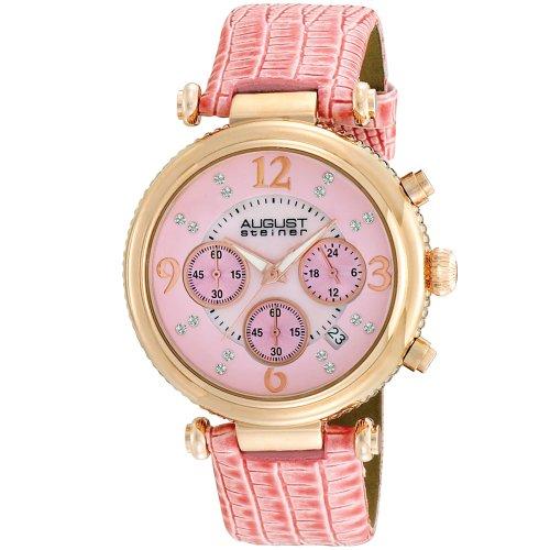 AUGUST STEINER AS8032PK - Reloj para mujeres