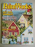 img - for PaintWorks (The Discovery Magazine for Decorative Painters) July 2003 book / textbook / text book