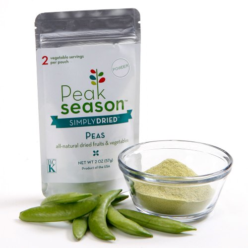 Peas Whole Dried Vegetable Powder 2Oz