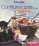 Confitures et gel�es : 40 recettes po...