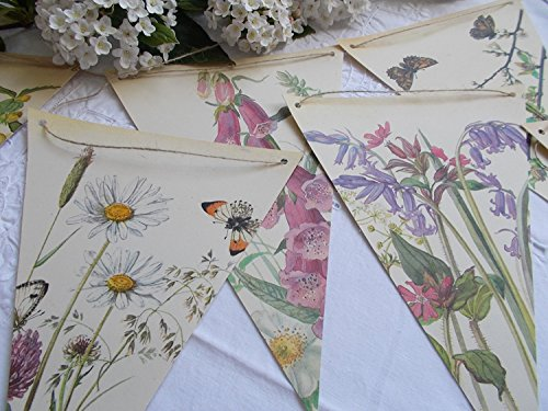 country-diary-bunting
