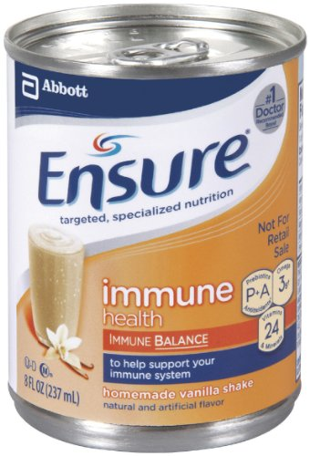 Ensure Nutritional Supplement ( Supplement, Ensure Chocolate 8Oz Can ) 24 Each / Case
