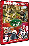 La Oveja Shaun Vols 9 + 10 Doble Diversion [DVD]