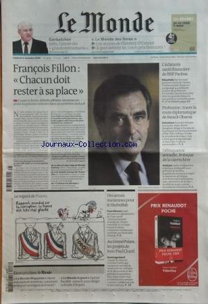 monde-le-no-20150-du-06-11-2009-francois-fillon-chacun-doit-rester-a-sa-place-leclatante-sante-finan