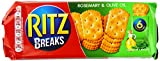 Ritz Breaks Rosemary and Olive Oil Crackers, 6 x 31.6g
