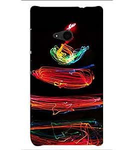 PRINTSHOPPII PATTERN Back Case Cover for Nokia Lumia 535::Microsoft Lumia 535