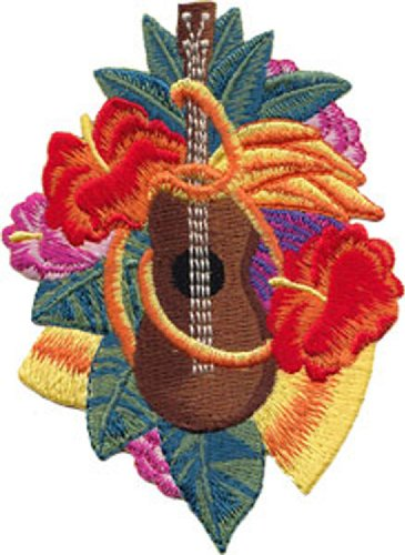 Application Ukulele Flower Patch