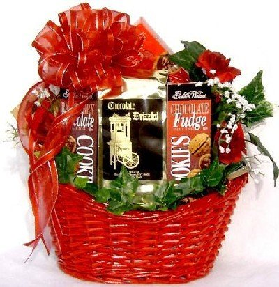 Gift Basket Village Chocolate Madness Chocolate Lover Deluxe Basket