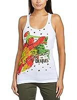 Rock Off The Beatles Lucy - T-shirt - coupe cintrée - Manches courtes - Femme