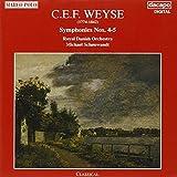ヴァイゼ:交響曲第4番, 第5番
