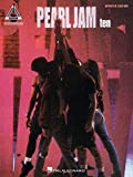 Pearl Jam - Ten: Updated Edition (Guitar Recorded Versions) by Pearl Jam (1992-11-01)