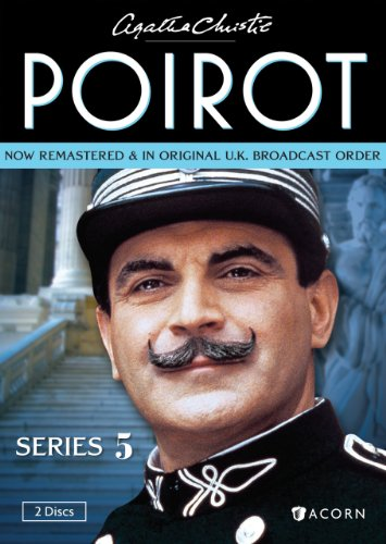 Cover art for  Agatha Christie's Poirot: Series 5