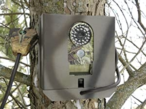Security Box To Fit Wildgame Innovations Red Cameras except Micro Red Cameras