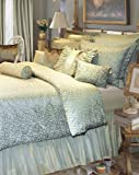 Rose Tree Pacific Heights Comforter Set Queen, Celadon