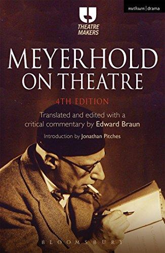Meyerhold on Theatre (Theatre Makers)
