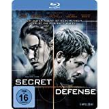 "Secret Defense - Steelbook [Blu-ray] [Limited Edition]von ""Gerard Lanvin"""