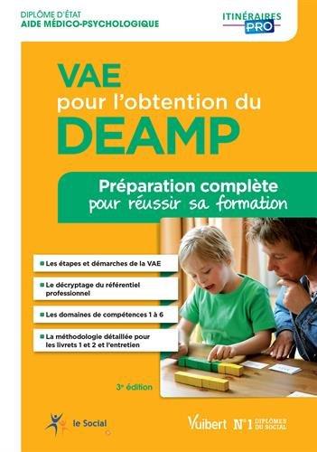 vae pour l u0026 39 obtention du deamp