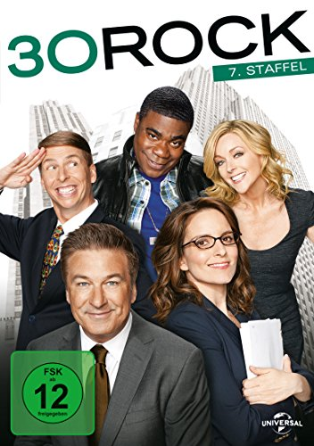 30 Rock - 7. Staffel [2 DVDs]
