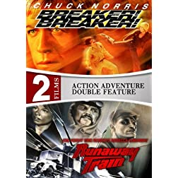 Breaker! Breaker! / Runaway Train - 2 DVD Set (Amazon.com Exclusive)