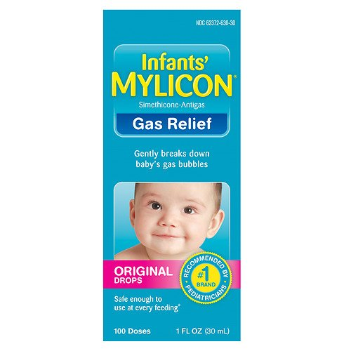 Mylicon Infant Gas Relief Drops Original Formula 1 oz (30 ml) (Infant Gas Relief Drops compare prices)