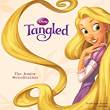 Tangled: The Junior Novelization (       UNABRIDGED) by Disney Press Narrated by Renée Raudman