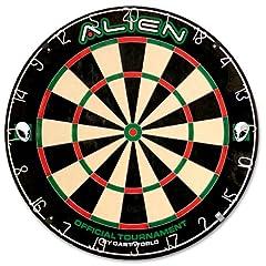 Buy Alien Competition Bristle Dartboard by Dart World