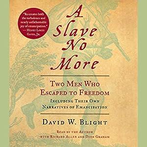 A Slave No More Audiobook
