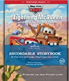 Disney Cars - Lightning McQueen and His Winning Team - Hallmark Recordable Book