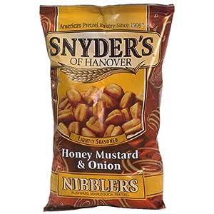 Amazon.com: Snyder's of Hanover Honey Mustard & Onion