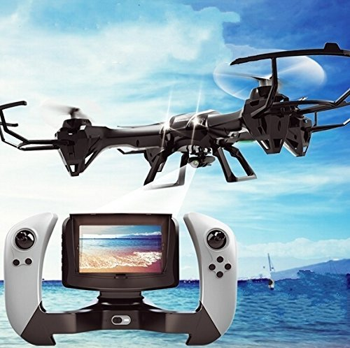 HB HOMEBOAT® U818S Large 6-Axis Gyroscope RC Quadcopter Drone Black