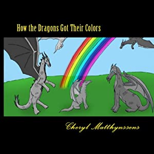 How the Dragons Got Their Colors Audiobook