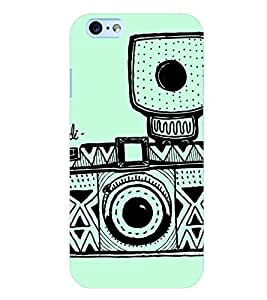 Apple iPhone 6 MULTICOLOR PRINTED BACK COVER FROM GADGET LOOKS