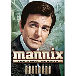 Mannix: The Final Season