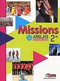 Missions 2de  Manuel de l'élève avec CD audio élève (Éd. 2010)