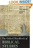 The Oxford Handbook of Biblical Studies (Oxford Handbooks)