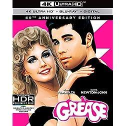 Grease [4K Ultra HD + Blu-ray]