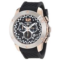 Mulco Unisex MW2-6313-025 Prix Chronograph Swiss Movement Watch