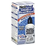 NeilMed SinuFlo, ReadyRinse Premixed Nasal Wash, 1 kit