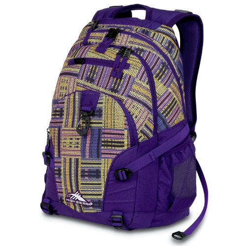 High Sierra Backpack Basket 19x13 5x8 5 Inch
